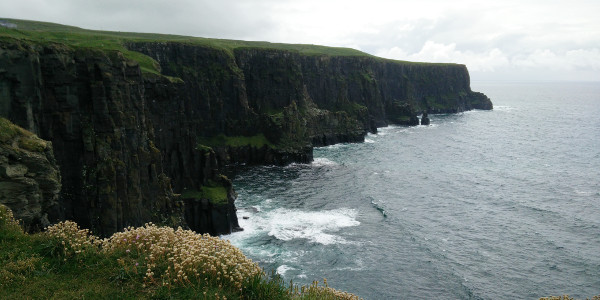 Voyage en Irlande, première partie