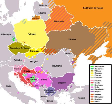 Langues slaves