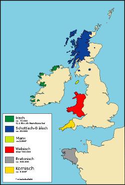 Langues celtiques