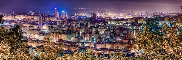 Panorama de Gênes