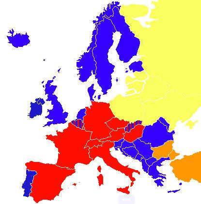 Doublage et sous-titrage en Europe