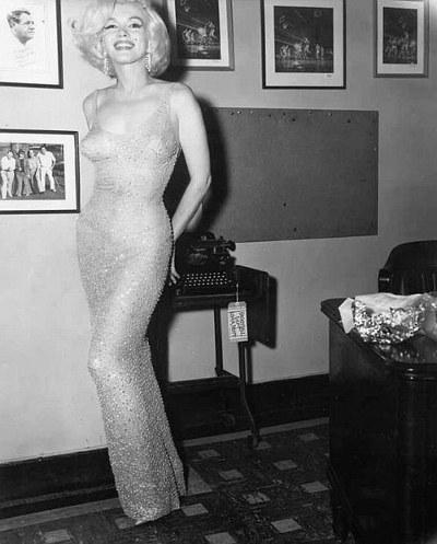 Marilyn Monroe - Happy Birthday Mr President