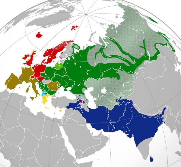 Langues indo-européennes