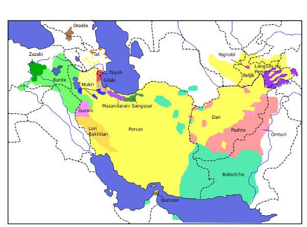Langues iraniennes