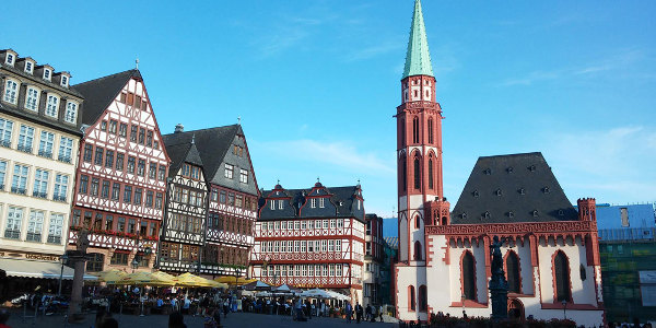 Römerberg, Francfort-sur-le-Main