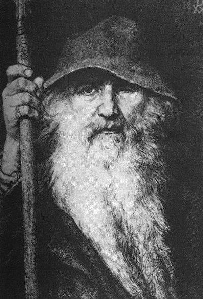 Odin, l'ancêtre du Père Noël ?
