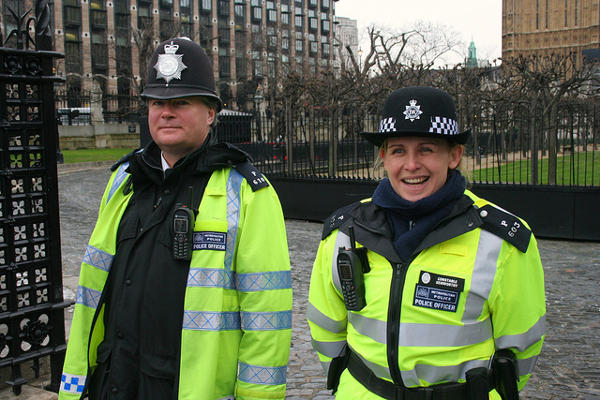 Bobbies londoniens