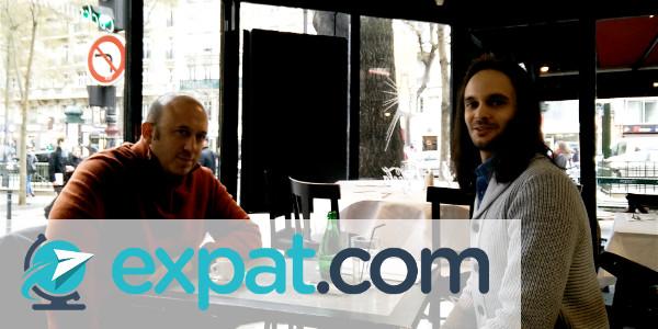 Entretien avec Julien Faliu d'Expat.com