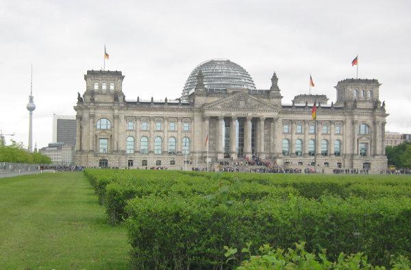 Palais du Reichstag - Berlin