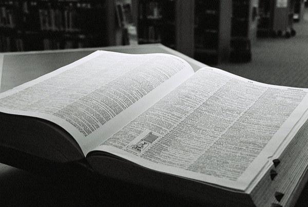 Mots du dictionnaire