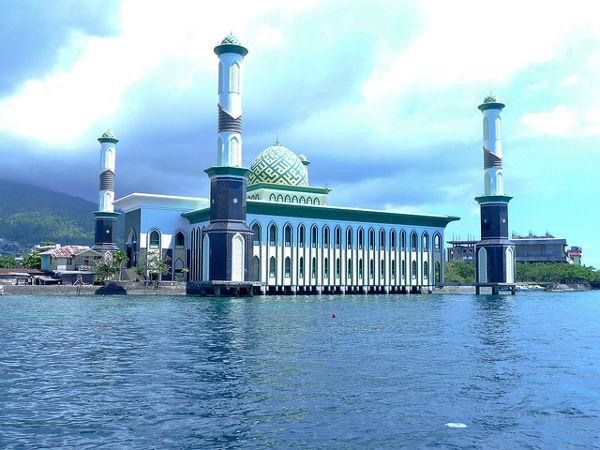 Grande mosquée de Ternate, Indonésie