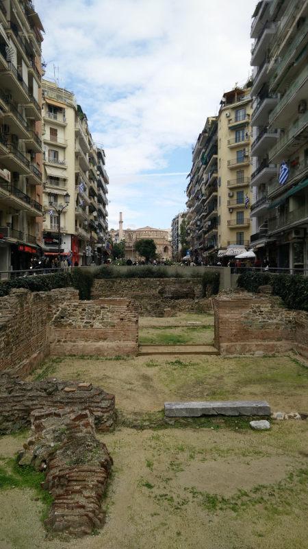 Ruines de Galère, Thessalonique