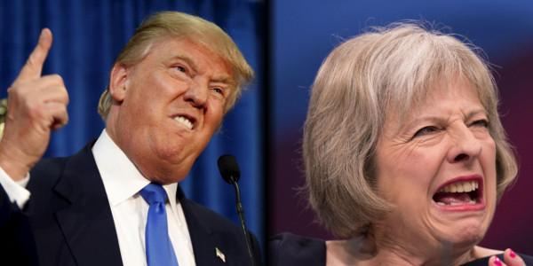 Trump, le Brexit et l'avenir de l'anglais