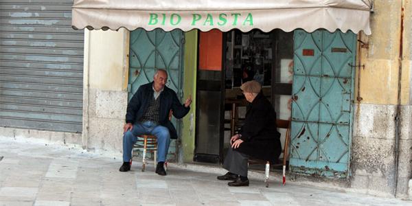 Modi di dire italiens