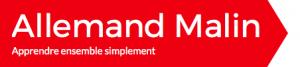 Allemand Malin - Logo