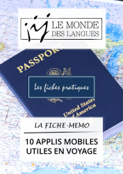 Mémo : 10 applications indispensables en voyage