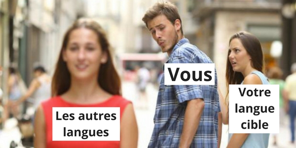 Comment rester fidèle à une langue