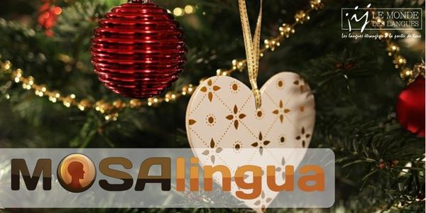 MosaLingua Noël 2017