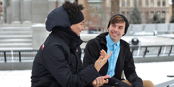 Communiquer à l'étranger