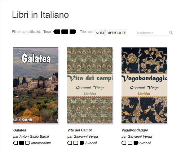 MosaLingua Web : livres