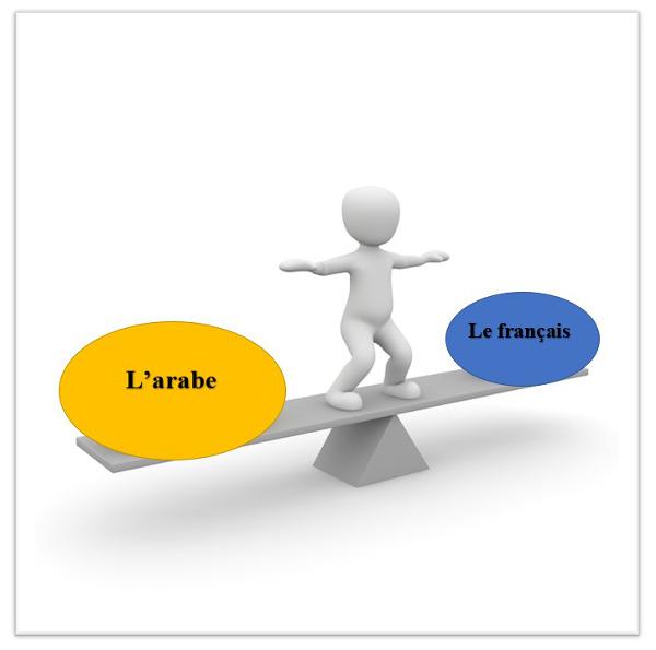 Comparaison entre l'arabe et le français