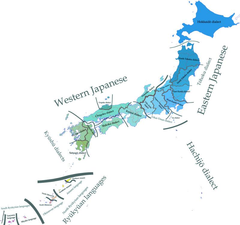 Japonais et langues japoniques